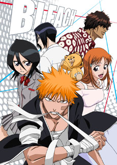 Bleach Group Pic 2
